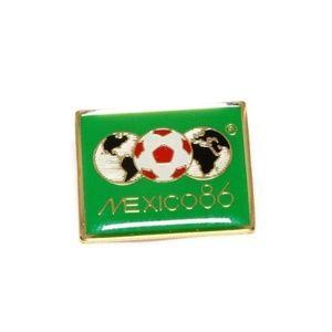 Jewelry - 1986 FIFA World Cup Mexico Futbol Soccer Lapel Pin